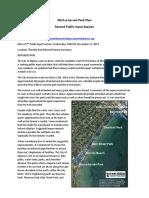 Michekewis Park Plan Intro to Public Input Part 2