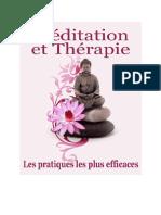 MeditationTherapie Pp