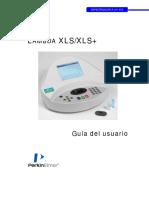 Instructivo Operacion Espectrofotometro UV- VIS 1700 SHIMADZU