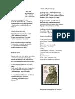 Trechos de Poemas