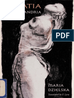 DZIELSKA MARIA 1996 Hypatia of Alexandria (Harvard University Press)
