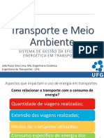 Aula05 - Sistema de Gestao Da Eficiencia Energetica Em Transportes