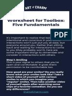 Five Fundamentals PDF