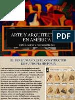 Arte y Arquitectura en America