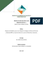 Proyecto de Investigación - Señalética de uso de EPP - Morán Coello.docx