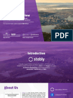 Stably Company Overview (October 2019)