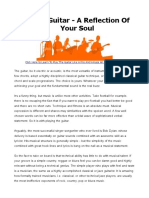 Playing Guitar - A Reflection Of Your Soul.pdf