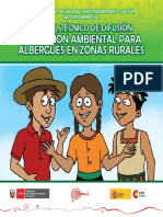 MANUAL Educación Ambiental Para Albergues en Zonas Rurales 2010
