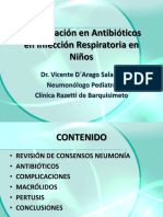 Antibioticos en Neumonia Darago 2012 50 Diap