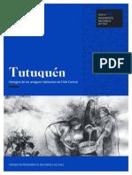 Tutuquén. Vestigios de los antiguos habitantes de Chile central