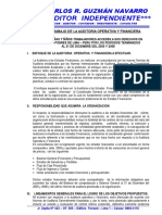 Plan de Trabajo de La Auditoria Operativa y Financiera - Ong-2005-2006-Modificado
