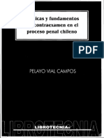 Técnicas y fundamentos del contraexamen en el proceso penal chileno - Pelayo Vial Campos (1).pdf