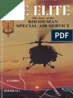 Cole Barbara. - The Elite - The Story of Rhodesian SAS.pdf