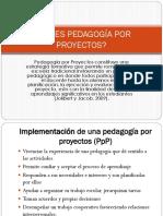 Organización Didáctica de Un Proyecto