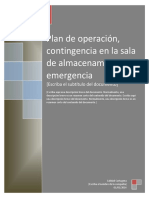 Plan de Contingencias Clinica Dental