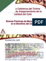 BENEFICIO DEL CAFE