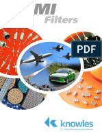 EMI Filters Catalogue 2018 Web