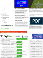English Dot Works (Brochure-Portfolio)