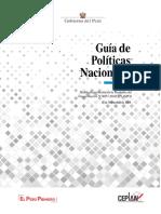 Guia de Politicas Nacionales Ceplan Vnov2018