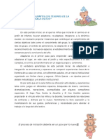 Descubrimos Juntos Los Tesoros de La Sala Ositos- PERIODO DE AMBIENTANCION