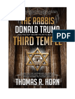 DONALD TRUMP AND THE  PLAN TO BUILD THE THIRD TEMPLE