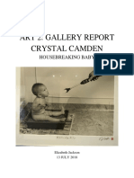 Gallery Report-Crystal.doc