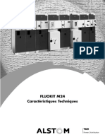 FLUOKIT M24 Caracteristiques Techniques