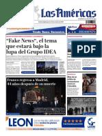 DIARIO LAS AMÉRICAS Edición digital del jueves 24 de octubre de 2019