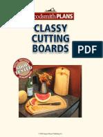 Classy Cutting Boards
