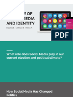 the role of social media  2