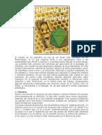 Historia de Un Poliedro - Edith Padron