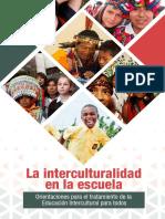 La interculturalidad en la escuela.pdf