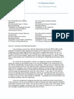 Horowitz update on FISA report