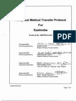 Ezetimide AMTP G13 012