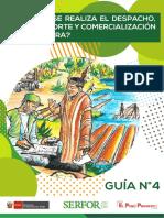 Manejo Forestal Comunitario - Guía 04-2019 - Serfor 2019