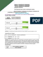 Ejercicio de Diagnóstico Financiero44