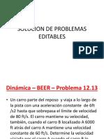 Solucion de Problemas Editables