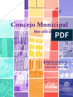 PUJ - Concejo Municipal Mas Alla de Las Cifras