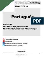 Português aula 06