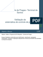 PPR - Controle de Pragas
