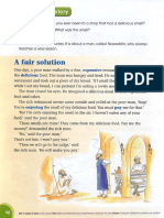 A Fair Solution - Nasreddin