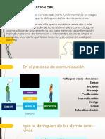 Los Elementos de La Comunicacion Oral