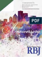 RBJ 30th Anniversary Guide