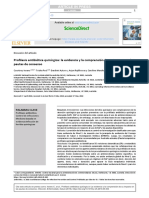 Profilaxis antibiótica quirúrgica