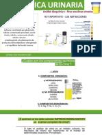 Bioquimica Urinaria (Caso Clinico)