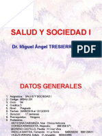 SALUD Y SOC I