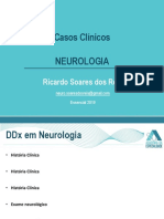 Aula Casos Clinicos Neurologia