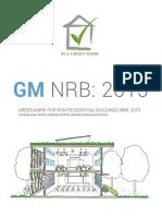 Green Mark NRB 2015 Criteria (Last Update 01082018)