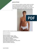 Major Model Management Brasil
