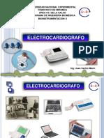 Bio II - Unidad II - Electrocardigrafo